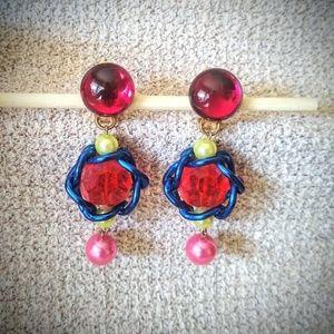 Vintage 90's Nordstrom Earrings 😎